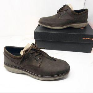 Merrell World Vue Lace Shoes Mens 11.5
